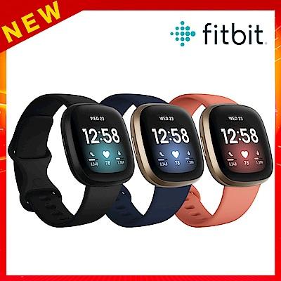 Fitbit Versa 3 GPS 智慧手錶