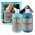 VERB 海洋質感洗髮2件組-洗髮精 355ml+潤髮乳355ml+造型梳 Sea
