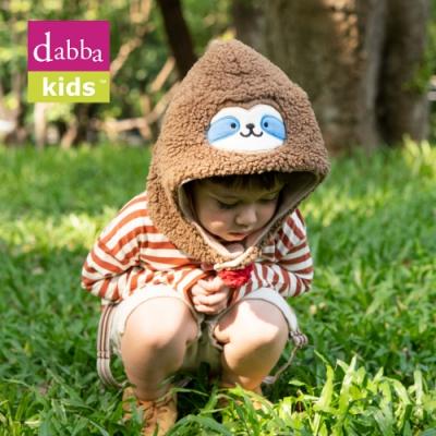 【DabbaKids】美國瓦拉圍脖帽 -樹懶的擁抱
