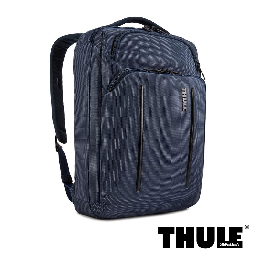 Thule Crossover 2 Laptop Bag 15.6 吋三用側背包 - 深藍