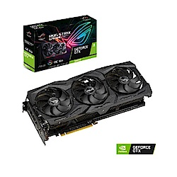 華碩ASUS ROG Strix GeForceGTX 1660Ti O6G GAMING顯示卡