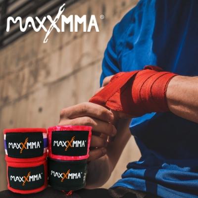 MaxxMMA 彈性手綁帶(3m)一雙/ 散打/搏擊/MMA/格鬥/拳擊/綁手帶