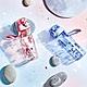 [買一送一] SNOOPY 史努比 小星球 提手水瓶600ml(快) product thumbnail 1