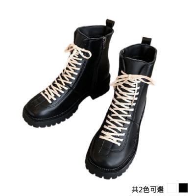 KEITH-WILL時尚鞋館 街頭潮人中短筒靴