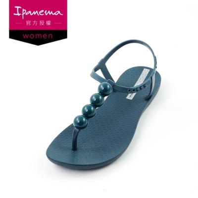IPANEMA 巴西女星ANITTA代言款 T字涼鞋 藍