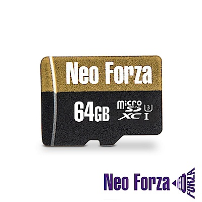 Neoforza 凌航 micro SDXC UHS-I U3  64GB 記憶卡