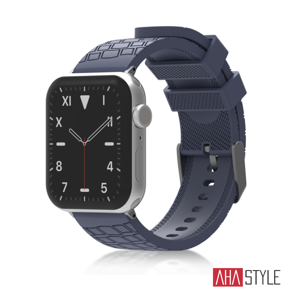 AHAStyle Apple Watch 專用運動矽膠錶帶 越野款(42/44mm) product image 1