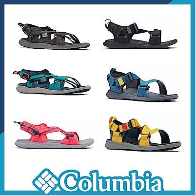 Columbia 哥倫比亞 男女款-涼鞋- 6 色