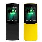 NOKIA 8110 香蕉機直立式4G滑蓋超長續航手機