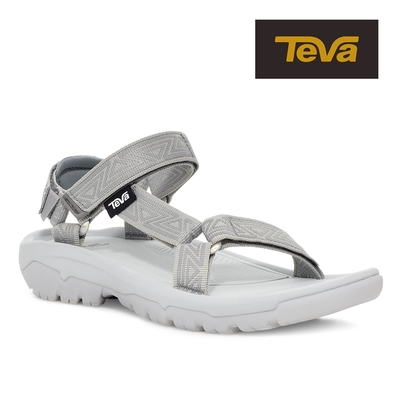 【TEVA】原廠貨 女 Hurricane XLT2 Reflective 反光機能運動涼鞋/雨鞋/水鞋(阿特拉斯白-TV1118990ARGG)