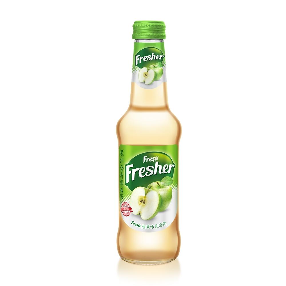 Fresa 蘋果味氣泡飲(250ml)