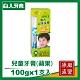 白人兒童牙膏100g+牙刷組 (蘋果) product thumbnail 1