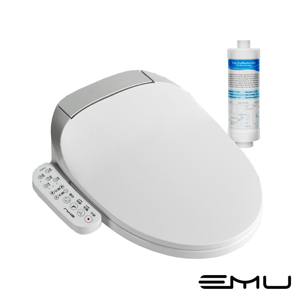 EMU安沐 瞬熱式溫水洗淨便座-烘乾型 E2200S