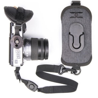 Cotton Carrier掛背包手腕帶G3 StrapShot相機揹掛快取288GREY含安全繩CCS Holster