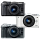 【Canon】EOS M6 15-45mm IS STM 單鏡組(公司貨) product thumbnail 1