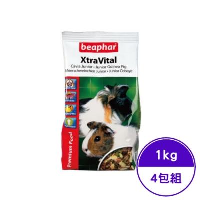 beaphar樂透-天竺鼠 1kg (4包組)