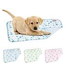 YSS 玉石冰雪纖維散熱冷涼感雙層寵物床墊/涼墊L(3色)