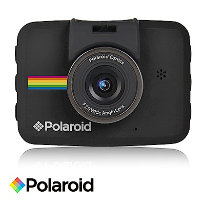 Polaroid 寶麗萊 C202 FullHD高畫質 WDR 行車紀錄器