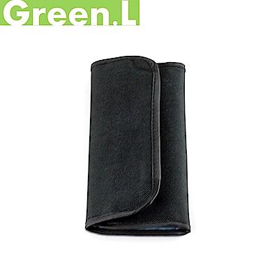 Green.L長條UV濾鏡包濾鏡袋保護鏡收納袋GLBS6(大,最大86mm濾鏡,6片裝)