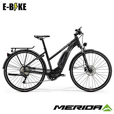 《MERIDA》 美利達 eSPRESSO 600低跨 電動輔助自行車 黑 2019