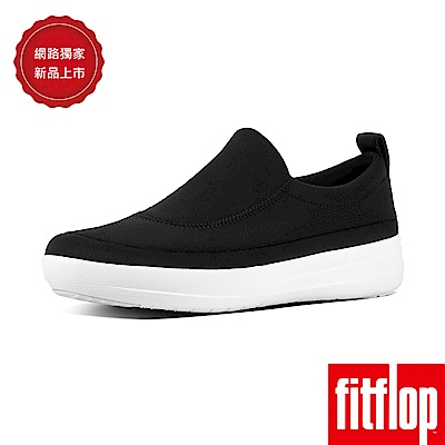 FitFlop FREEFLEX NEOPRENE SLIP-ON-黑