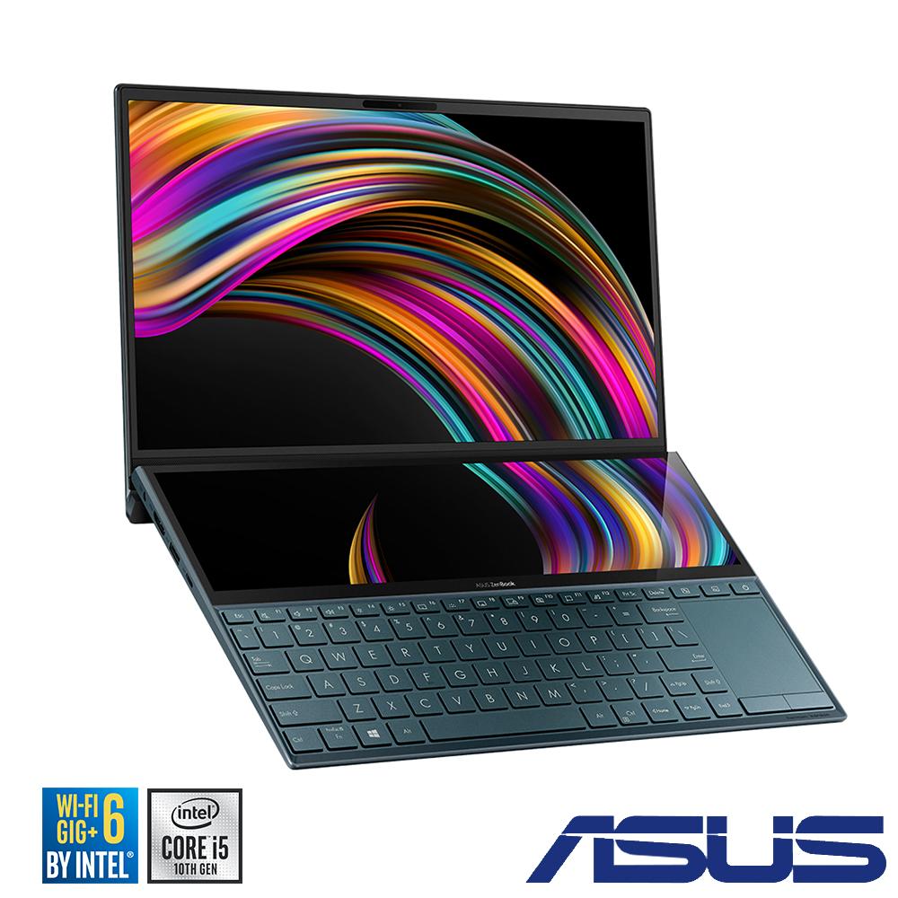 ASUS UX481FL 14吋筆電(i5-10210U/512G/MX250/蒼宇藍)