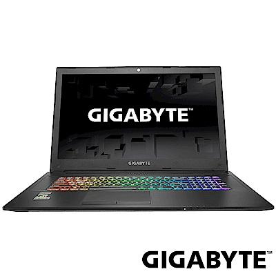 GIGABYTE Sabre 17G 電競筆電(i7-7700HQ/GTX1050 4G)