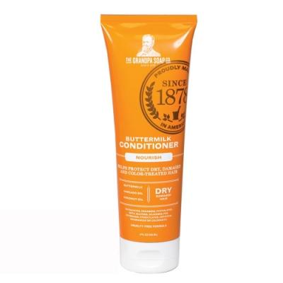 Grandpa 酪乳鱷梨專業滋養修護護髮乳 235mL(效期2020.08)