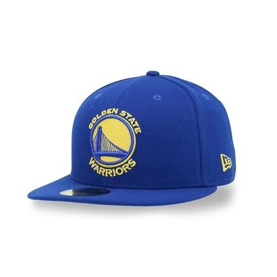 New Era 59FIFTY 5950 NBA 球隊色帽 勇士隊
