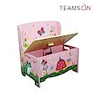 Teamson 童趣手繪安全防夾木製收納凳 (3款)