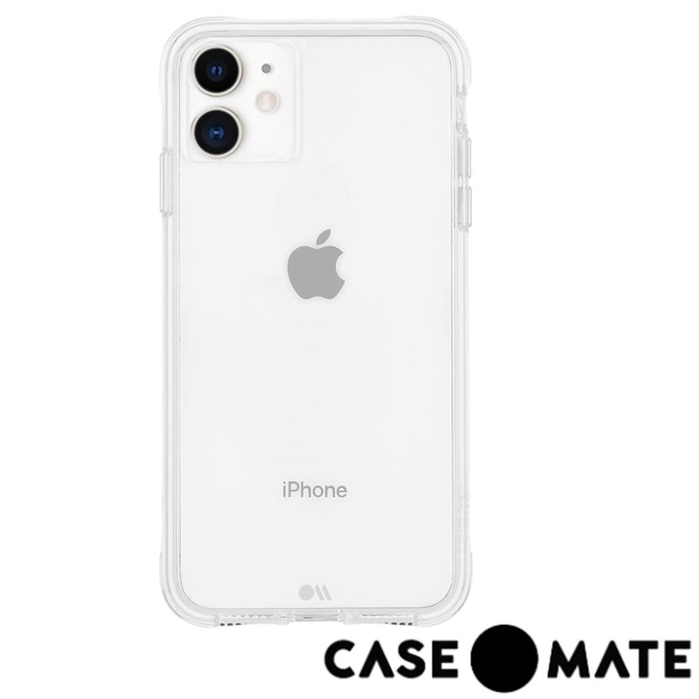 美國 Case●Mate iPhone 11 強悍防摔手機保護殼 - 透明
