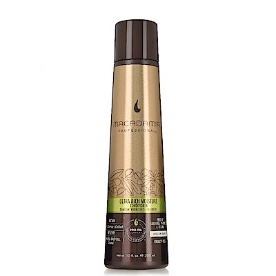 (即期品)Macadamia Professional瑪卡奇蹟油 超潤澤潤髮乳300ml
