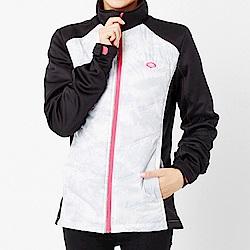 【TOP GIRL】立領長版鋪棉外套-黑色