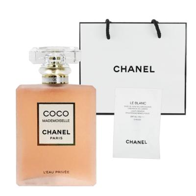 CHANEL香奈兒 摩登COCO秘密時光 香水100ml+提袋及美妝小物