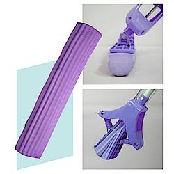 V型全民45度魔術拖把膠棉吸水拖把替換頭補充包