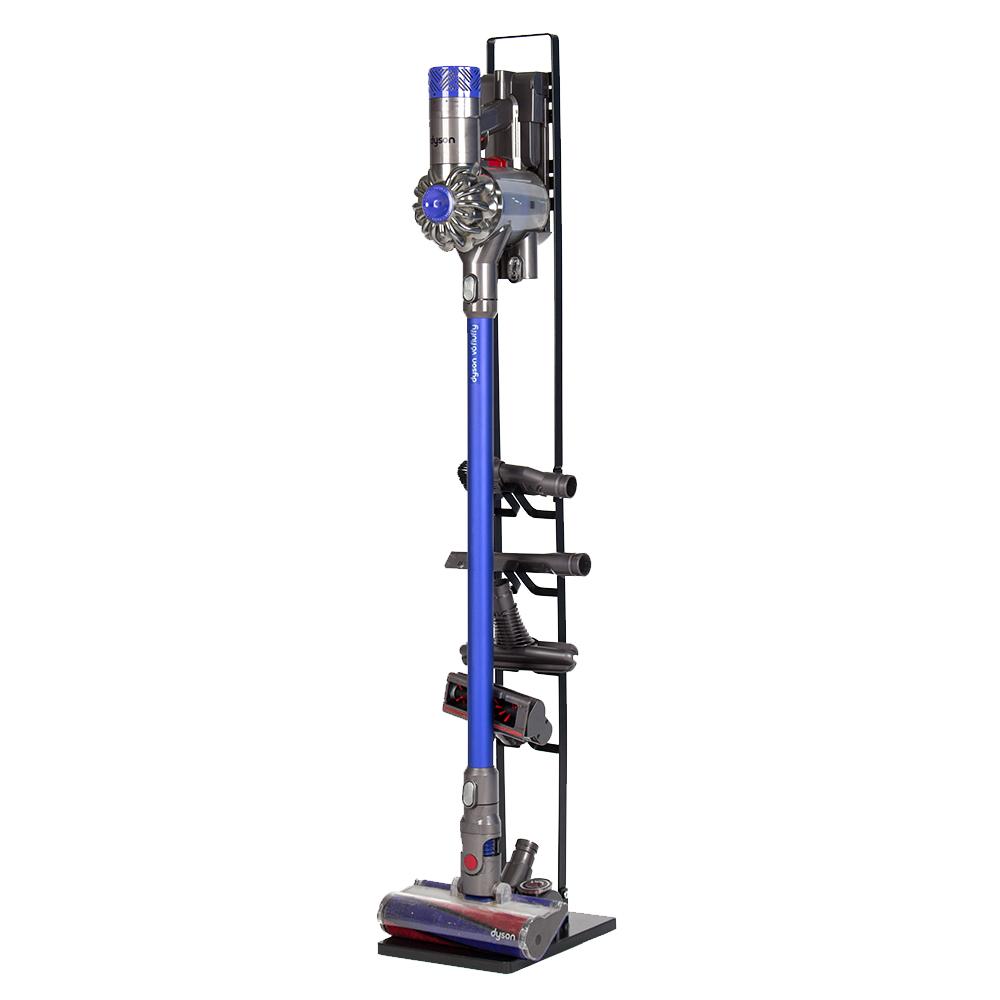 樂嫚妮 多功能吸塵器收納架/Dyson/直立式/掛架/手持式