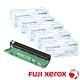 FujiXerox 黑白115系列原廠標容碳粉CT202137(1K)5入+原廠成像光鼓CT351005(10K)超值組合 product thumbnail 1
