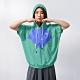 UDOU 透氣連帽帽T(賽舌爾綠) product thumbnail 1