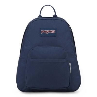 JanSport 校園背包(HALF PINT)-深藍