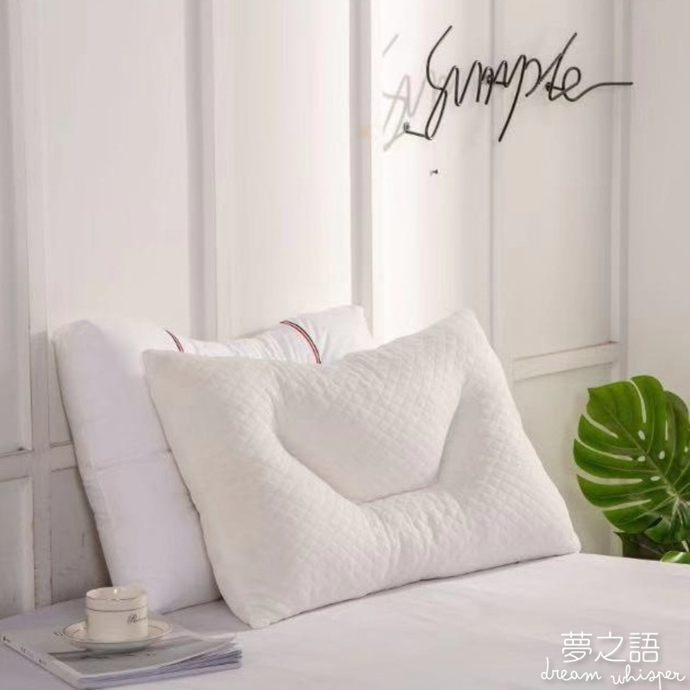 夢之語 泰國顆粒球型乳膠護頸枕(1入)枕頭