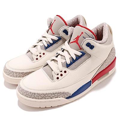 Nike Air Jordan 3代 男鞋