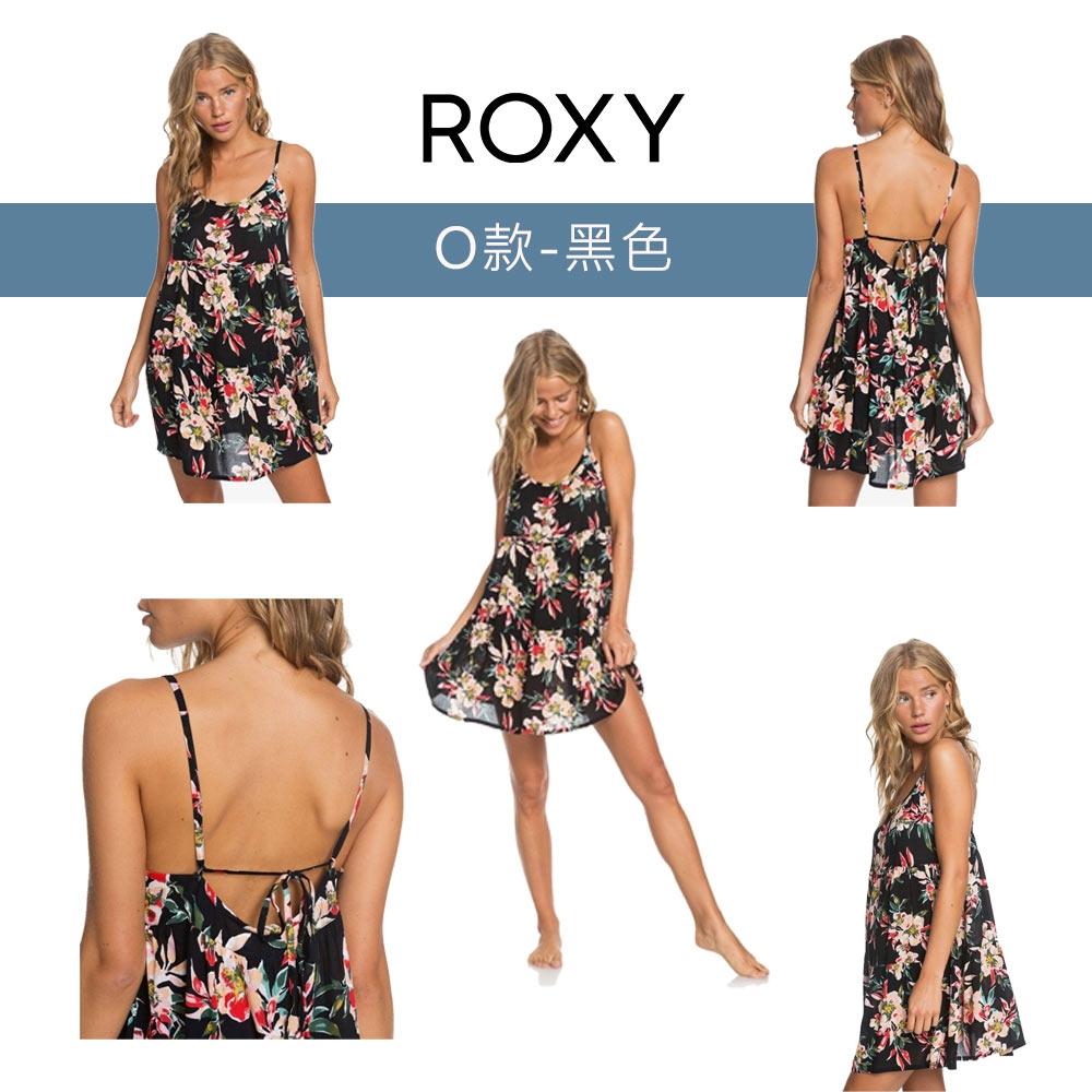 【獨家39折起】ROXY精選女裝/洋裝$888 (任選) (尺寸XS-M) (O款-黑色)