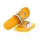 魔法Baby 女鞋 台灣製迪士尼小熊維尼授權正版運動時尚拖鞋sd3058 product thumbnail 1