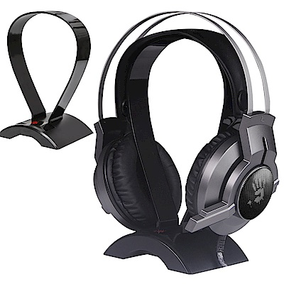 (贈原廠耳機架) A4雙飛燕 Bloody G437 炫光7.1虛擬聲道電競耳機