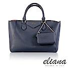 eliana-Natasha 系列兩用型天使包 -時尚藍