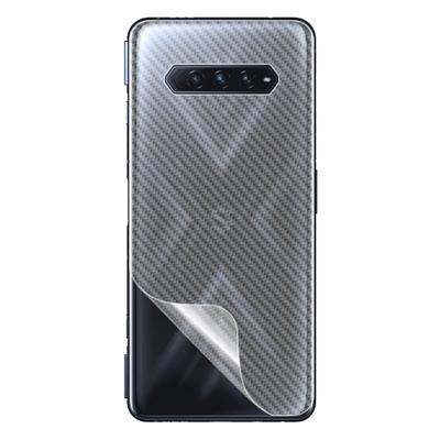 o-one大螢膜PRO 黑鯊4 滿版全膠手機背面保護貼 手機保護貼