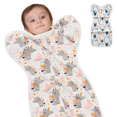 colorland新生兒包巾 投降式懶人包巾 嬰兒包巾