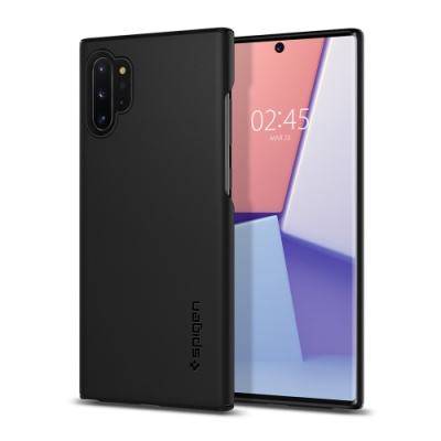 SGP / Spigen Galaxy Note 10 Plus Thin Fit-保護殼
