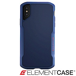 美國 Element Case iPhone XS / X Shadow防摔手機殼 - 藍