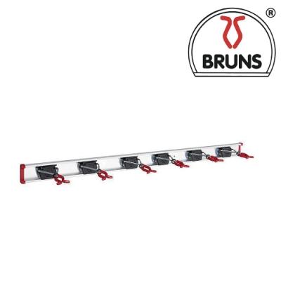 【Bruns】經典工具收納架 6入組 (附外框1m)